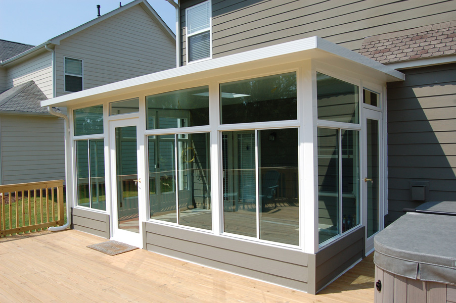 Sunroom Gallery Sierra Sun Screens Amp Patio Covers