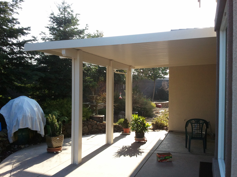 Patio Cover Installation Folsom CA
