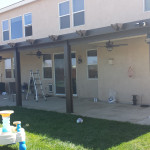 pergola patio cover Granite Bay CA
