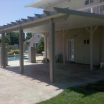 pergola patio cover Roseville CA