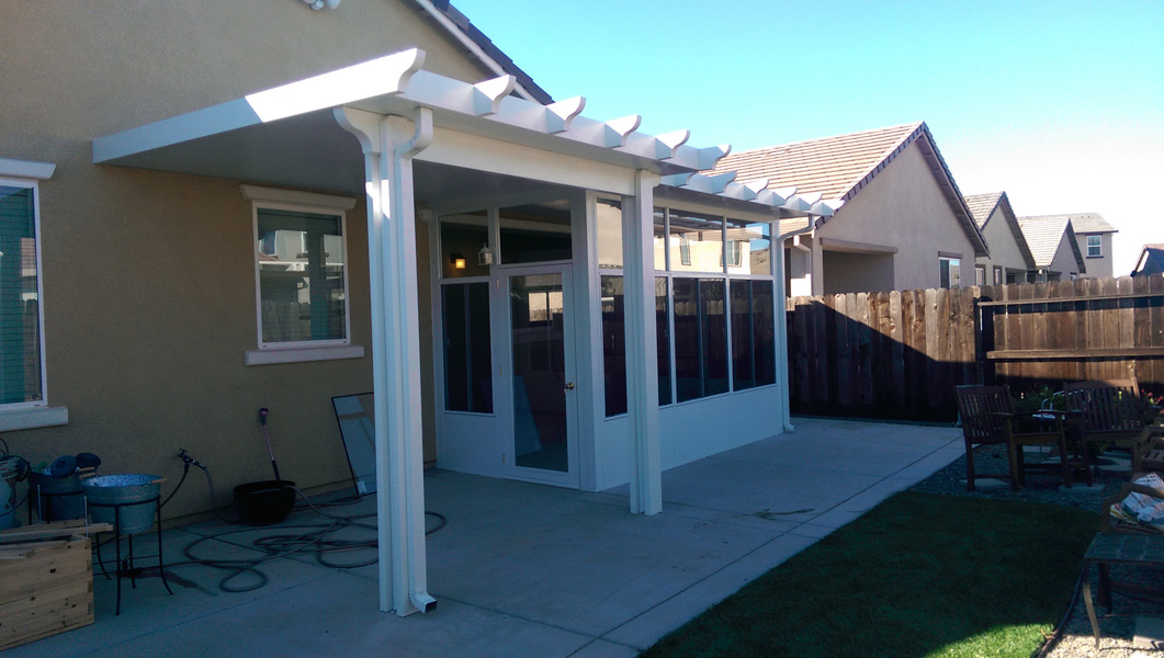 pergola patio cover Folsom CA