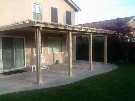 Patio Cover Contractor Rancho Cordova CA