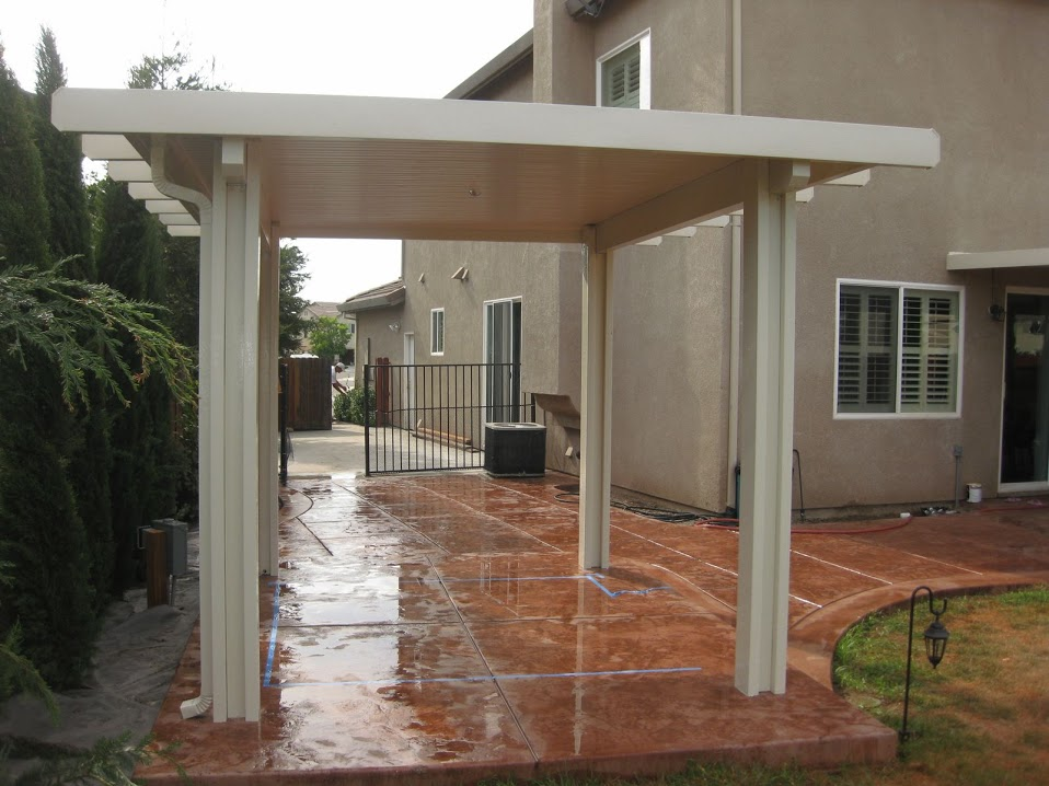 Patio Cover Installation Elk Grove CA