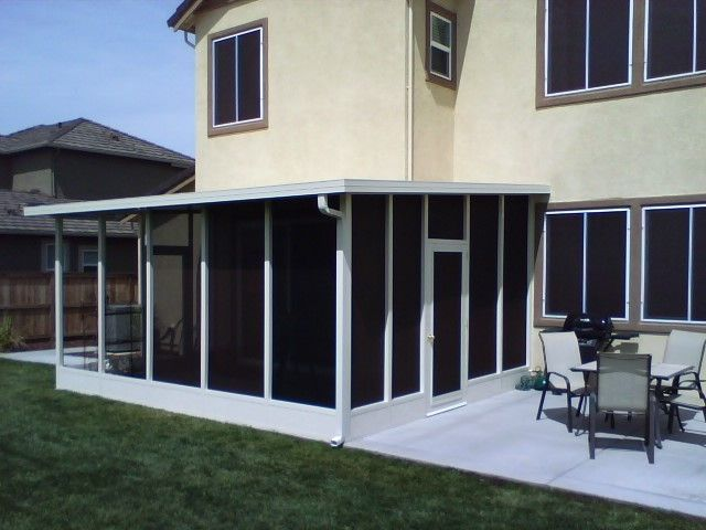 Sunroom Granite Bay CA