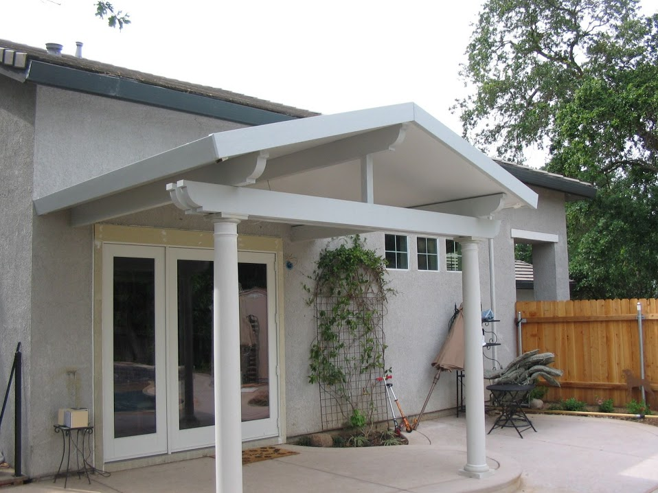 Patio Covers Roseville Ca Durawood Flatwood Wall Attached
