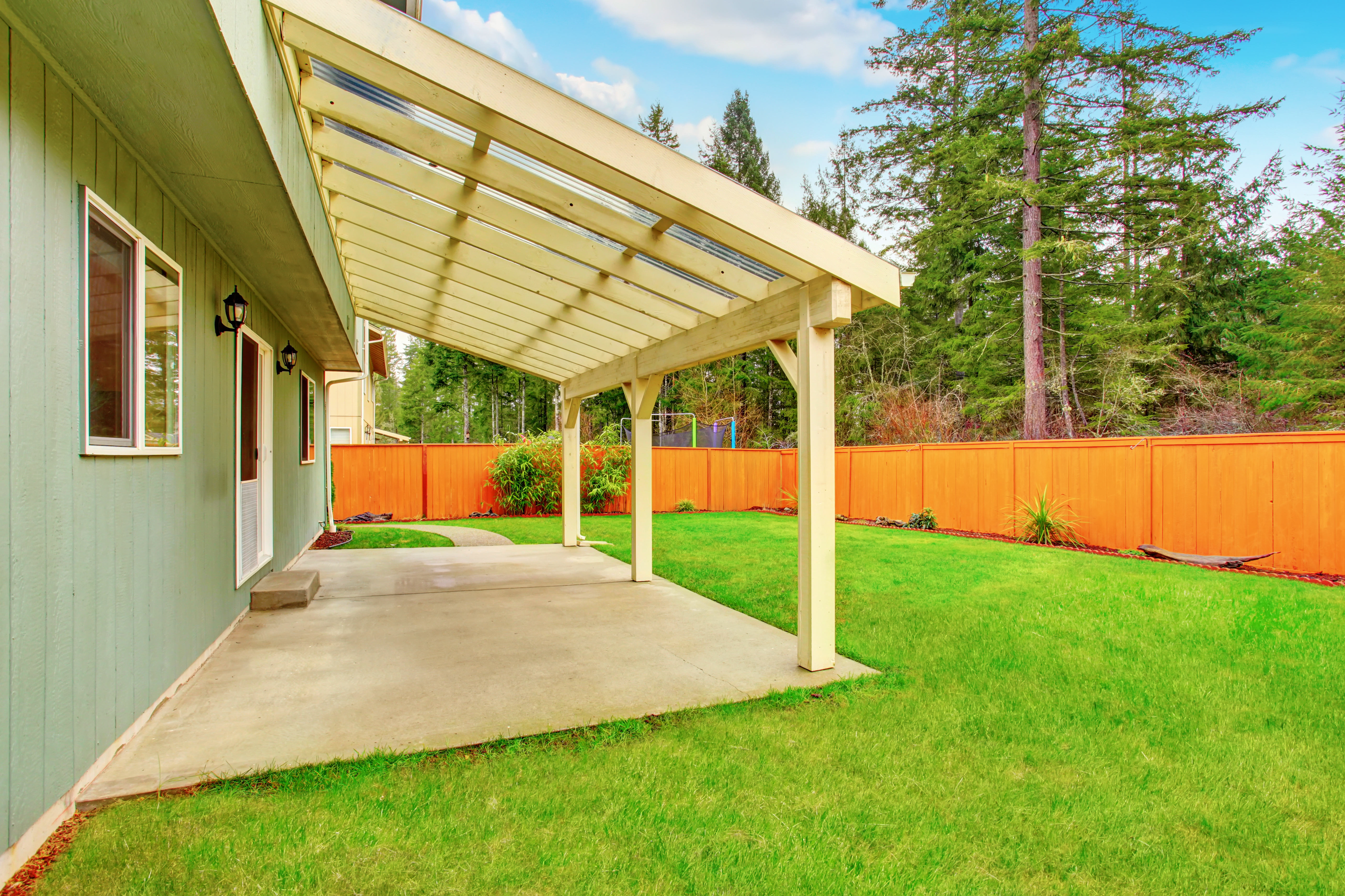 custom patio covers Roseville CA